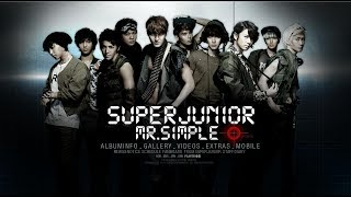Download [LIVE] SUPER JUNIOR [슈퍼주니어] - MR. SIMPLE, BONAMANA [HD] MP3 song and Music Video