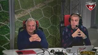 Сергей Елисеев и Никита Клецков в гостях у Спорт FM. 04.11.2017