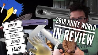 Best of the Year 2018 - Blades, Companies, Youtubers and Top Cringe Moments!