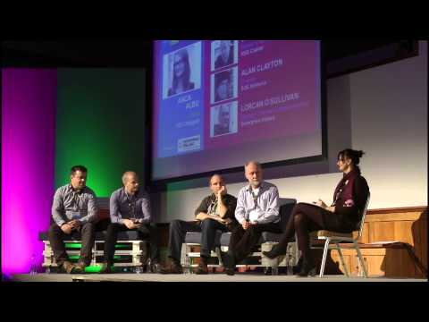 How to Web 2013 - Panel: Tips and tricks when looking for investments