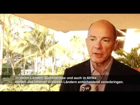 Rio+20 - Interview mit David Dean, Boston Consulting Group | DW Spezial