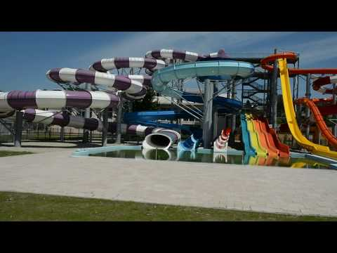 Aquapark Nymphaea Oradea Youtube