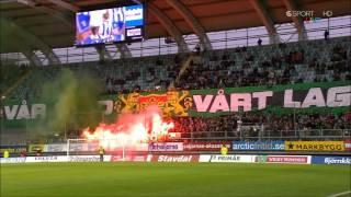 Allsvenskan 2012: IFK Göteborg - Gais