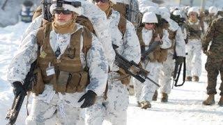AFN Casey - Spotlight Korea - 2nd CAB Soldiers assist marine air assault training