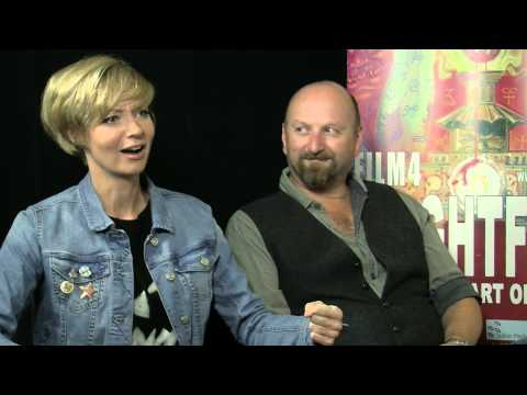 Film4 FrightFest 2015 - Axelle Carolyn and Neil Marshall Discuss Tales of Halloween