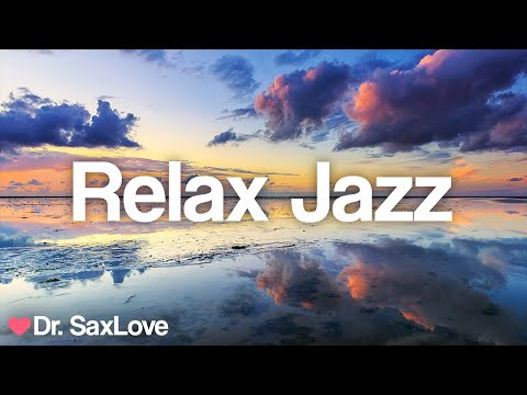 Relax Jazz 💙 Relaxing Instrumental Piano Music for Being Calm and Centered