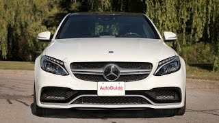 2015 Mercedes-Benz C63 S AMG Review(Subdued-looking luxury sedan is actually a muscle car in disguise. With a bi-turbo V8 under its hood, it's a beast waiting to be unleashed. Full story and photo ..., 2015-09-01T11:34:28.000Z)