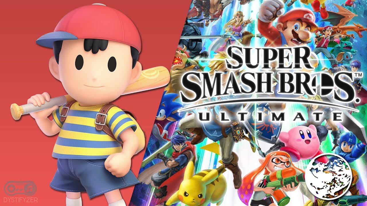 Smiles and Tears (Earthbound) [Wii U / 3DS] - Super Smash Bros  Ultimate  Soundtrack