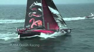 PUMA starts the Transatlantic Race | Volvo Ocean Race 2011-12