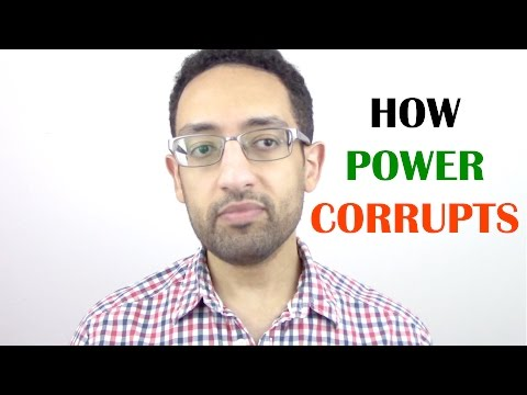 ST#36: How Power Corrupts