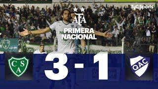 Sarmiento 3 vs. Quilmes 1 | Fecha 12 | Primera Nacional 2019/2020