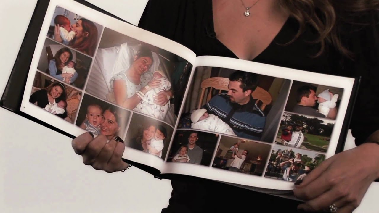 Photobook How I made a photo book for my son in 5