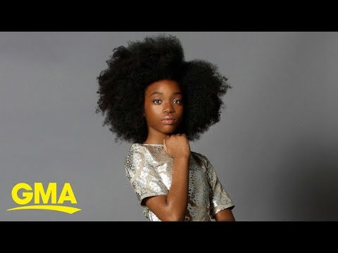 The JV Show - 11-Year-Old Model Inspires Girls Everywhere