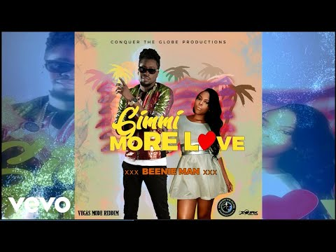 Beenie Man - Gimmi More Love (Official Audio)