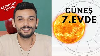 Güneş 7. Evde (Burçlarda): Kariyer ve Karakter | Kenan Yasin ile Astroloji