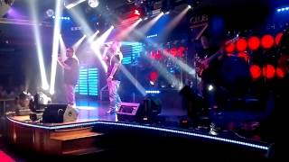 Boyz 2 Men Medley (XYZ Band Cover) at Club 7 Dubai