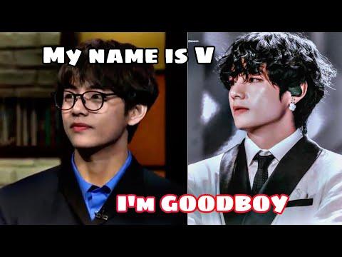 [My name is V I'm GOOD BOY] Thrift Shop