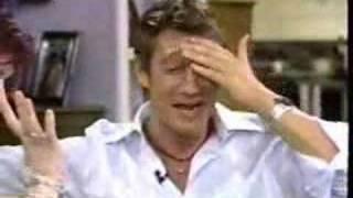 Robert Gant on the Sharon Osbourne Show