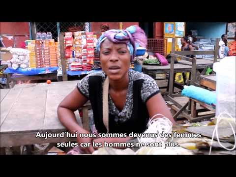 """Expo """"Les femmes du marché Pointe-Noire Congo"""" à Peyrat-le-Château"""