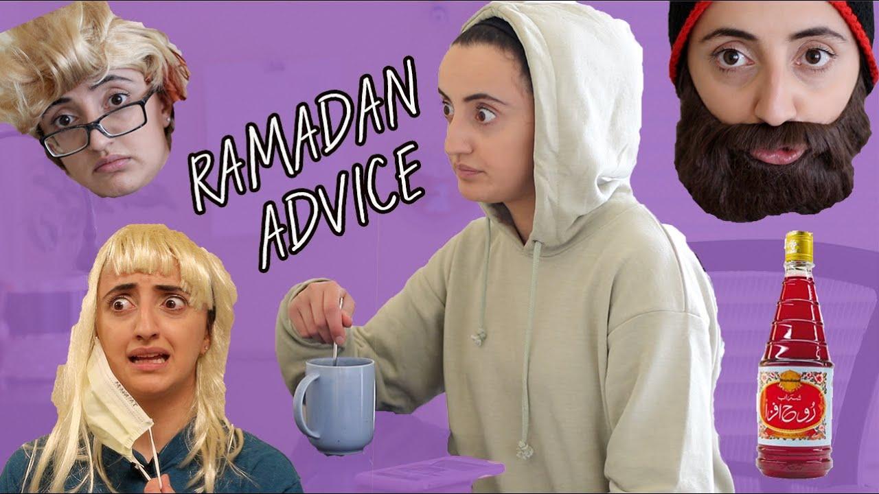 A LITTLE BIT OF RAMADAN ADVICE