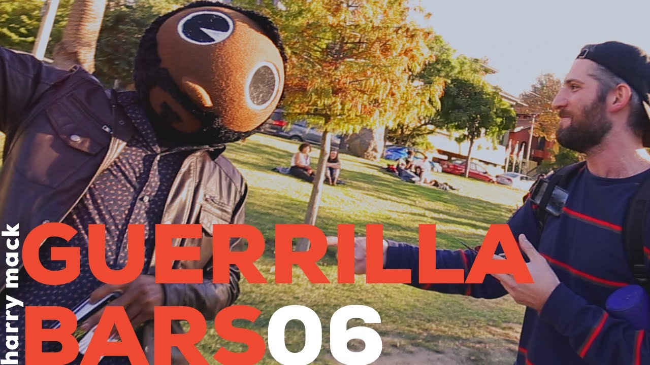 Download Harry Mack Freestyles for Random People at the Park: Guerrilla Bars Episode 6