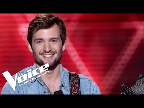 Matt Corby (Brother) | Matthias Piaux | The Voice France 2018 | Blind Audition