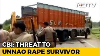 "Unnao Rape Survivor Facing ""Highest Level Of Threat"", CBI Tells Court"