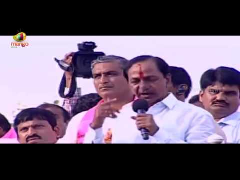 CM KCR Full Speech | Godavari Water Agreement With Maharashtra Govt | Begumpet Airport | Mango News