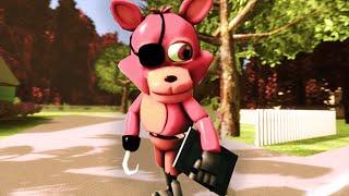 [SFM FNAF] Foxy's Childhood