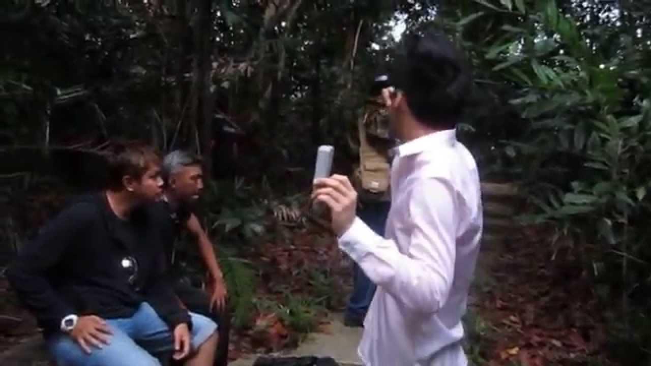 Bukit Batok Nature Park Haunted
