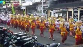 Odalan @ Bali・グヌン・ルバ寺院の祭礼