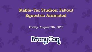 Stable-Tec Studios; Fallout Equestria Animated