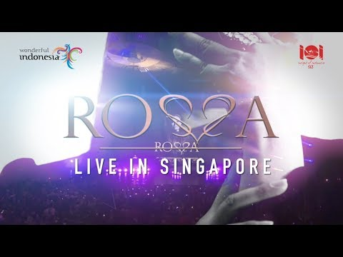 Rossa - The Journey Of 21 Dazzling Years (Singapore)