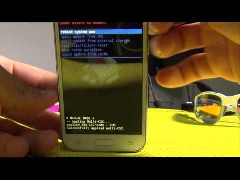 🔴Desbloquear, Resetear, Restablecer, Borrar Samsung Core Prime  LTE