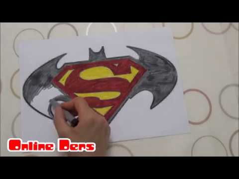 Superman Batman Boyama Youtube