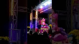 NSND Lệ Thủy hát tại xã Tân Thành Bình mỏ cày Bắc bến tre đêm mùng 3 tết