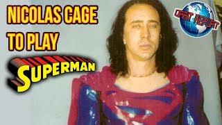 connectYoutube - Nicolas Cage To Play Superman - Orbit Report