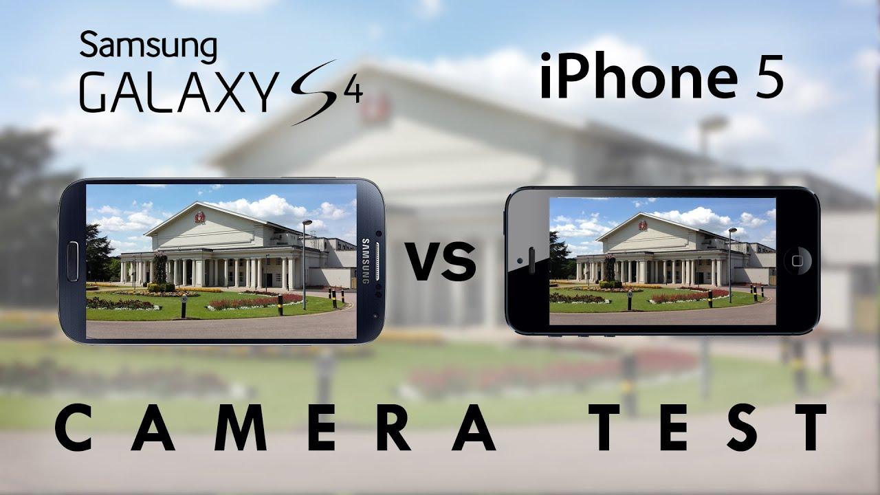 Iphone 5c Vs Iphone 5 Camera