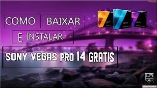 Como Baixar e Instalar Sony Vegas Pro 14 gratuitamente no Windows 7/8/10! (Método mais fácil)