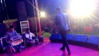 HAAZI SIDHU LIVE PERFORMANCE IN SIRHIND