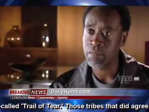 Actor Don Cheadle learns that Indians owned his slave ancestors