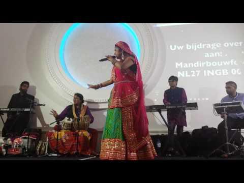 Malini Awasthi - Railiya @ ASAN Bhojpuri Sangeet Sammelan - The Netherlands, Europe