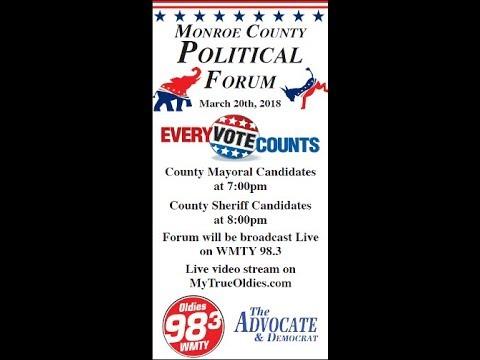 Monroe County Political Forum