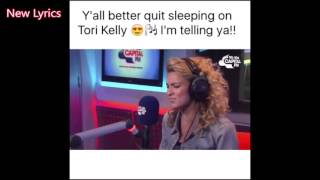 Tori Kelly Singing - Listen by Beyonce at 95-106 Capital FM Radio