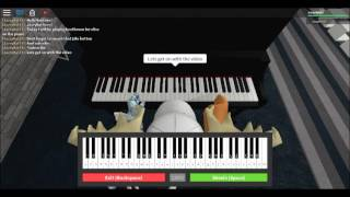Beethoven Fur Elise Roblox Piano