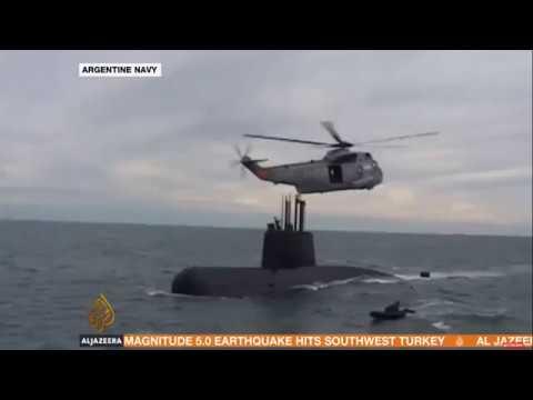 Missing Submarine latest update news Today news update