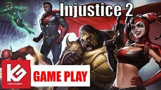 Batman Fight Scene Injustice 2 - Injustice 2 Android Game Play Video