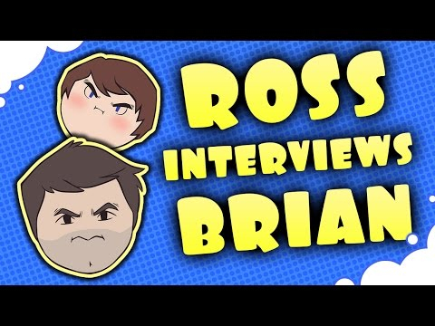 Before The Grumps - Ross Interviews Brian