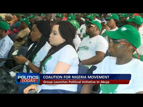OBJ's Coalition For Nigeria Movements Launches Political Initiative In Abuja