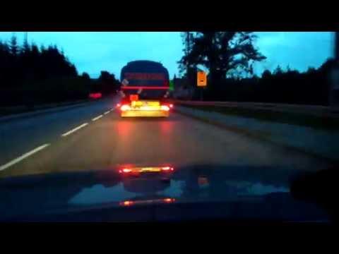 Road Trip To Poland: Helsinki - Warsow